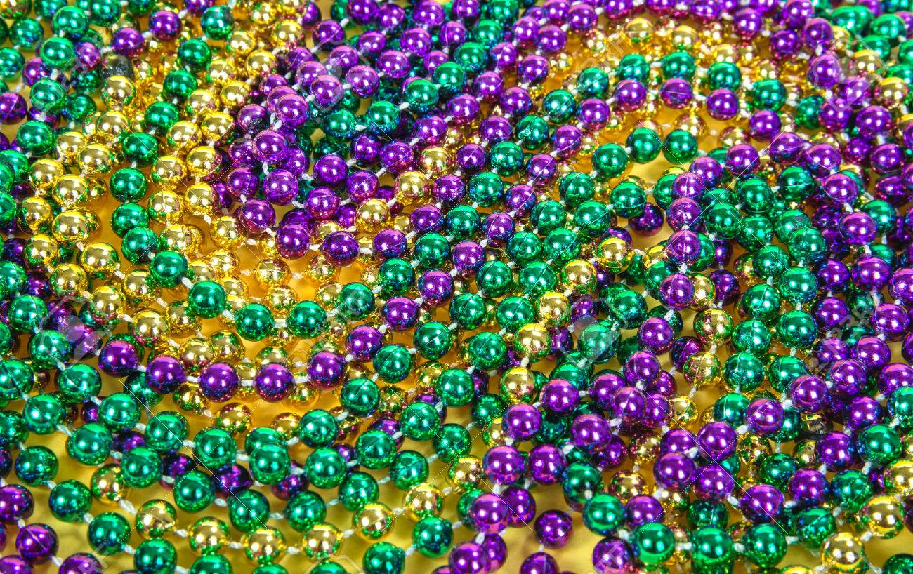necklaces beads mardi yhst shot carnival bead gras glass