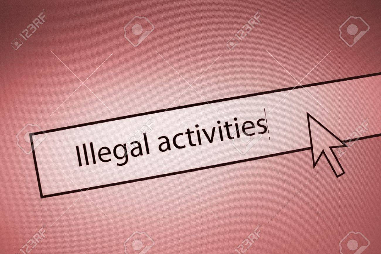 Illegal Stock Photo - 8536670
