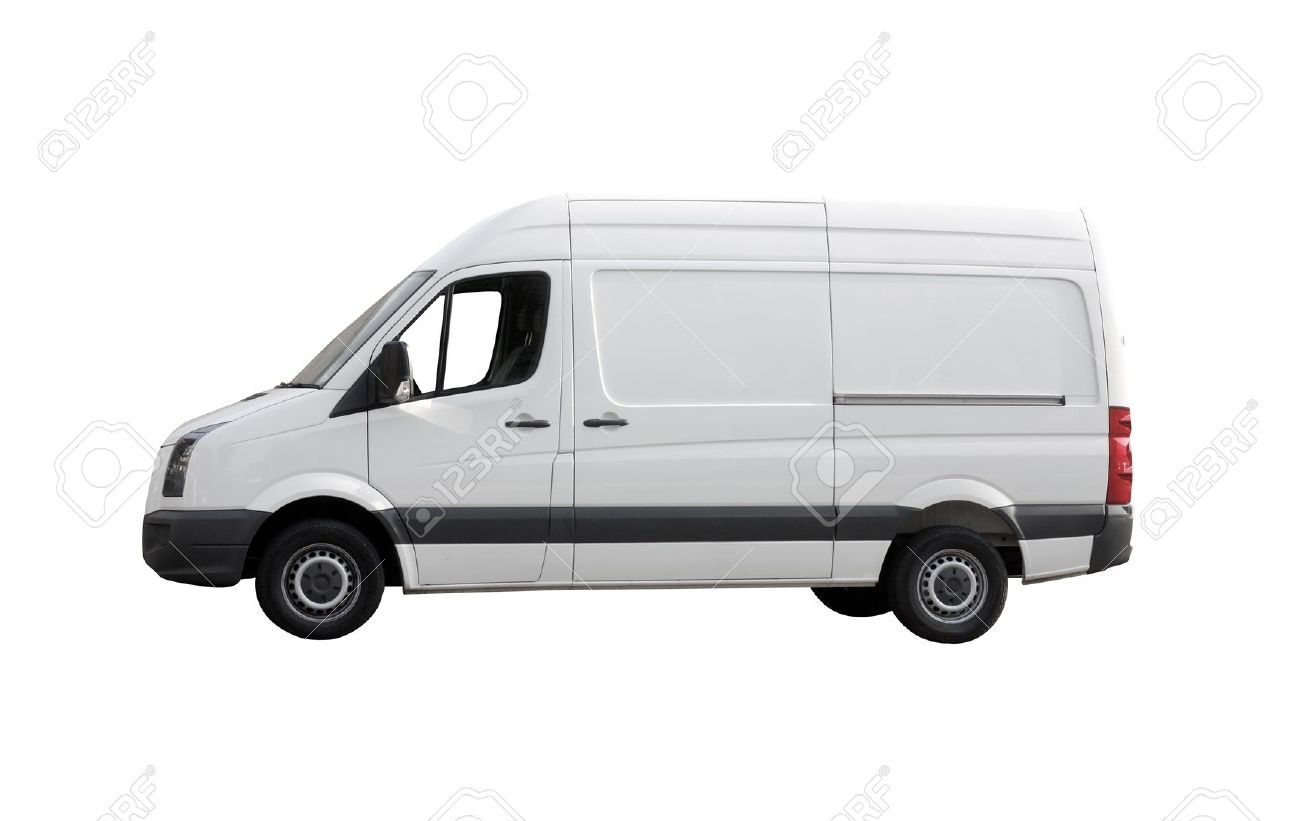 white van stock photo picture and royalty free image image 11151067