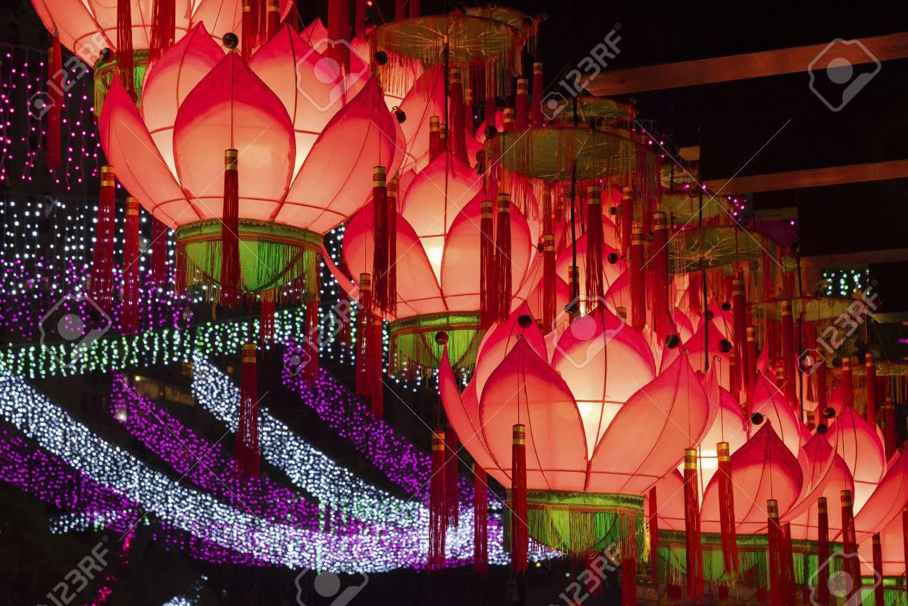 Chinese Lantern for Chinese New Year Celebration - 85261517