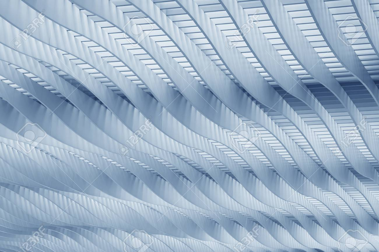 Modern building abstract background pattern - 95123961