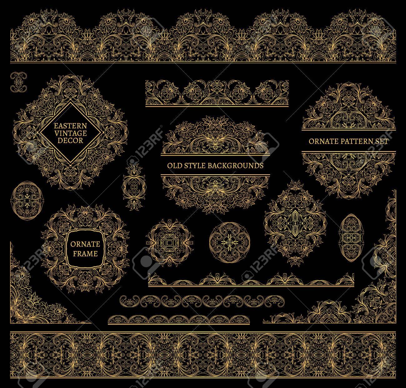 Cuadrado barroco decor el picture frames