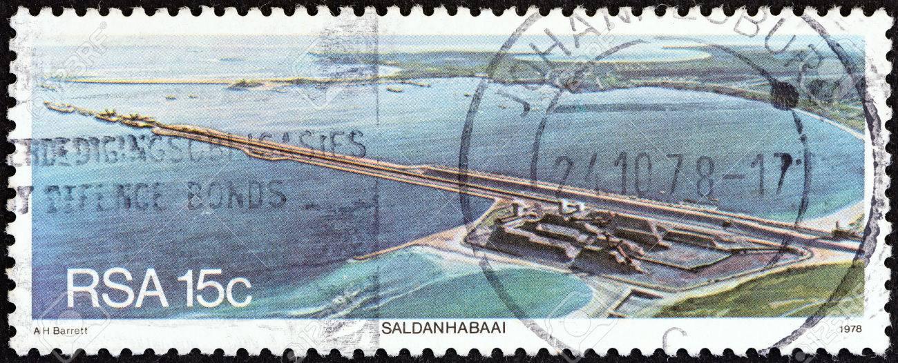 (原创)看邮票识南非9:港口2 - 六一儿童 - 译海拾蚌