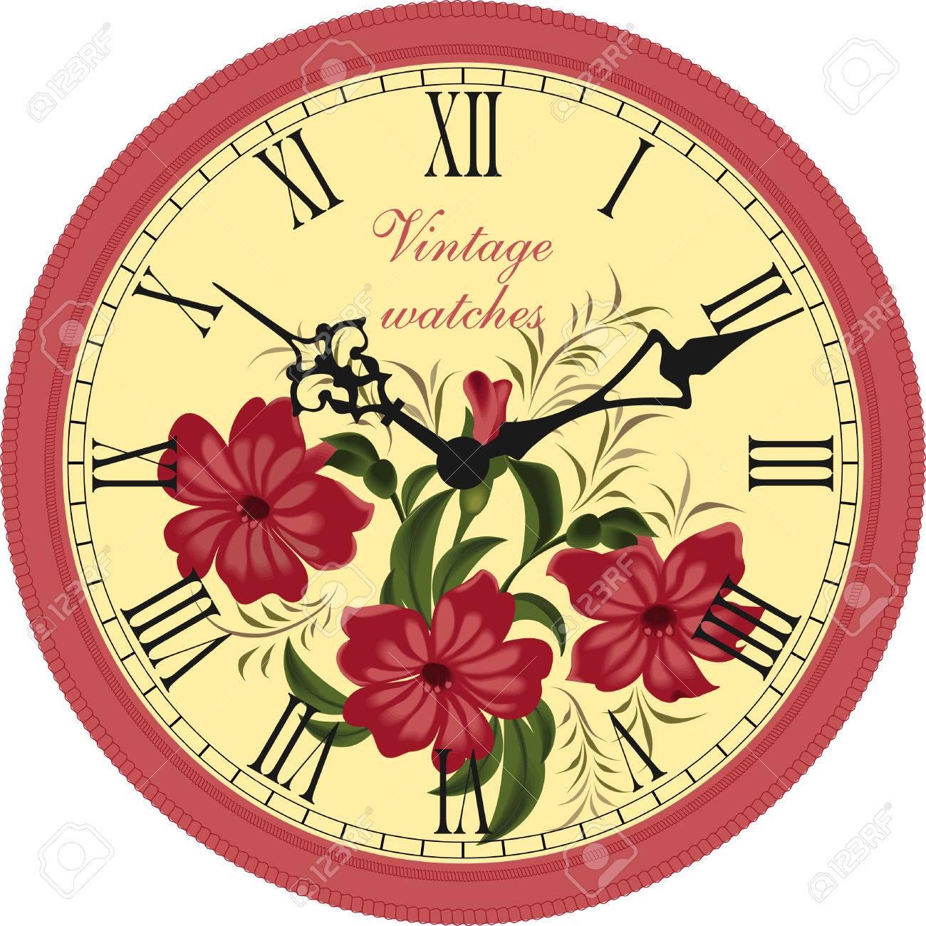 Alte Uhr Vektor - Download Kostenlos Vector, Clipart Graphics,  Vektorgrafiken und Design Vorlagen