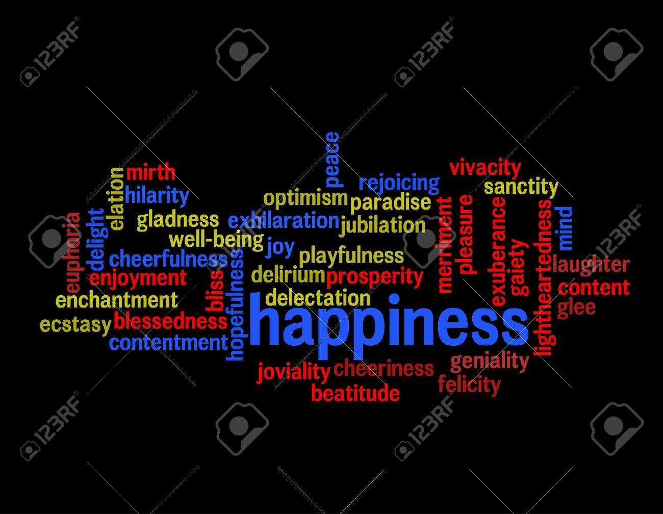 Collage of various synonyms for happiness stock photo picture and collage of various synonyms for happiness stock photo 5120768 biocorpaavc