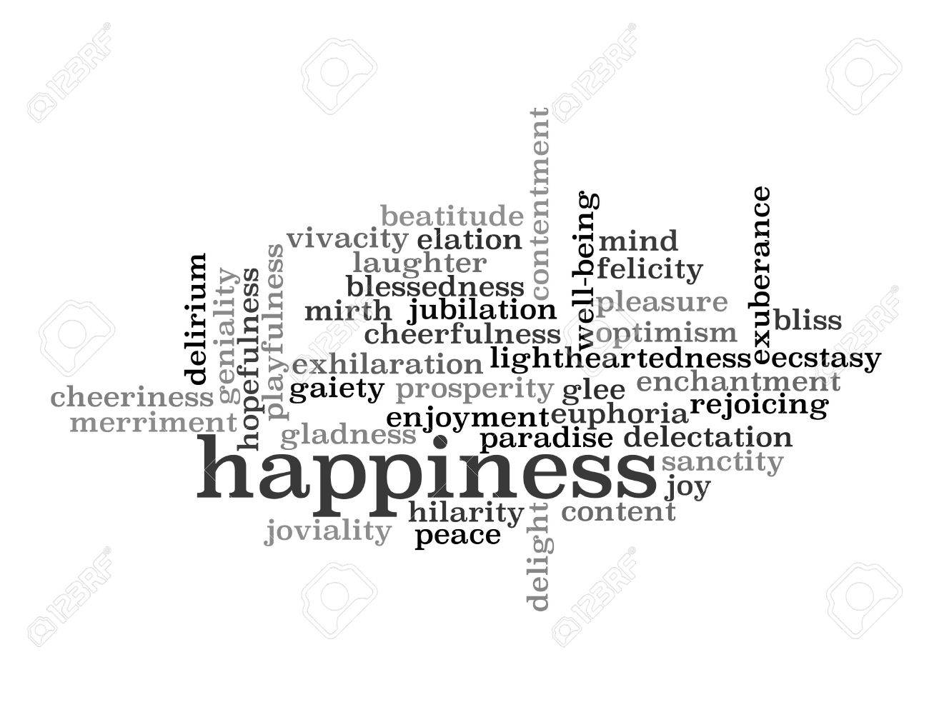 Collage of various synonyms for happiness stock photo picture and collage of various synonyms for happiness stock photo 5120764 biocorpaavc