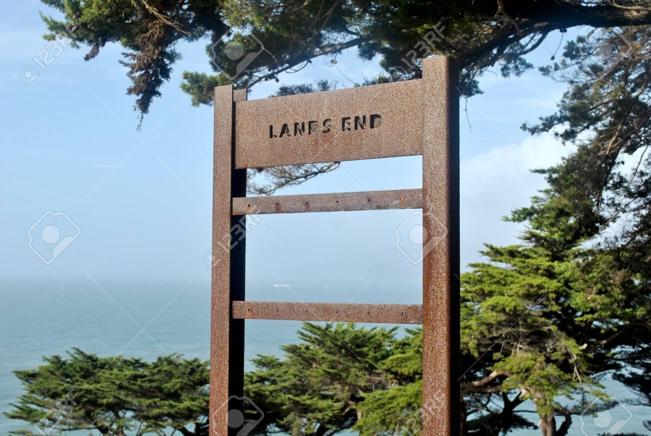 Lands End, San Francisco, California, USA