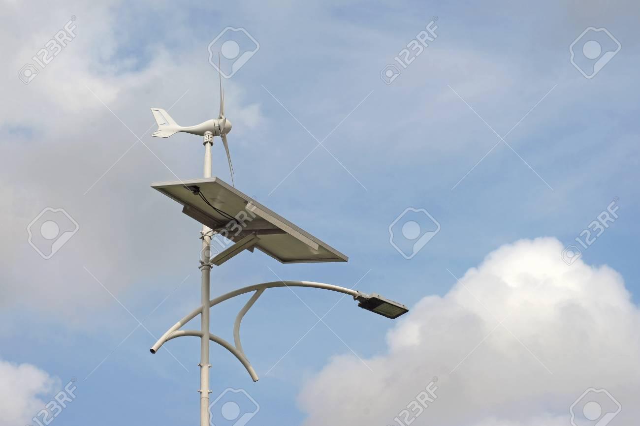 Led Licht Schoenen : Led licht pfosten mit solarzellen panel mit schönen himmel