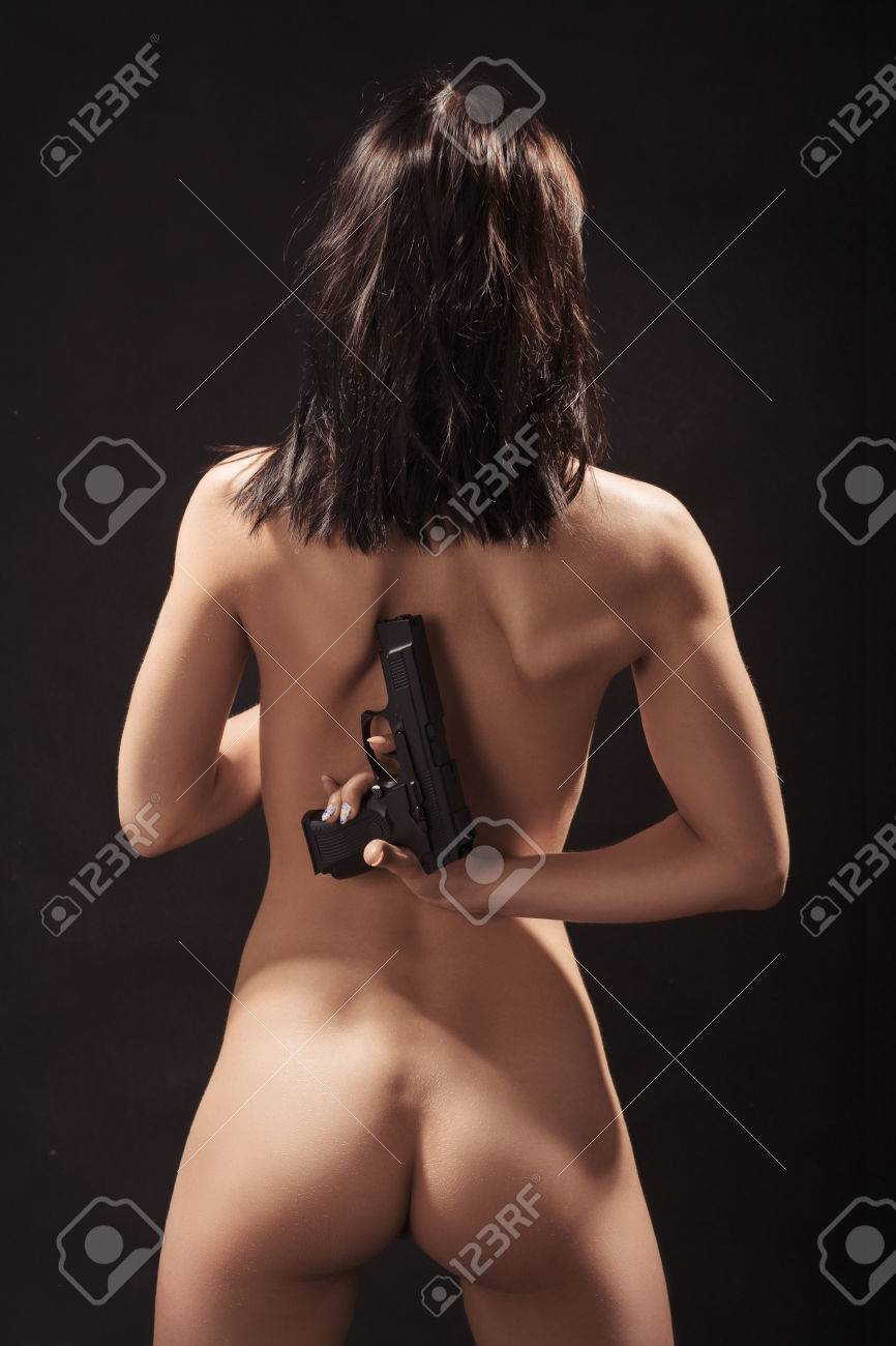 Girl gun naked with The perfect