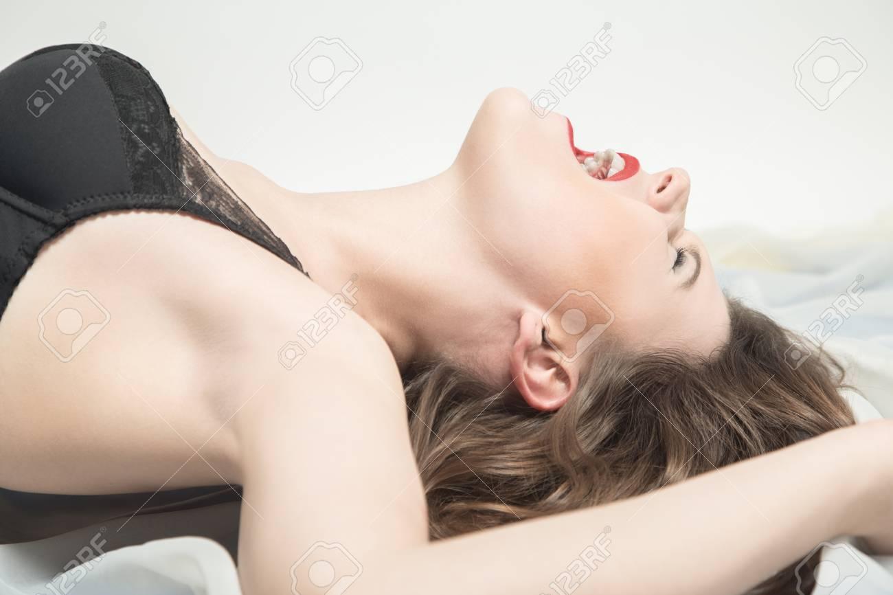 Schreien beim orgasmus