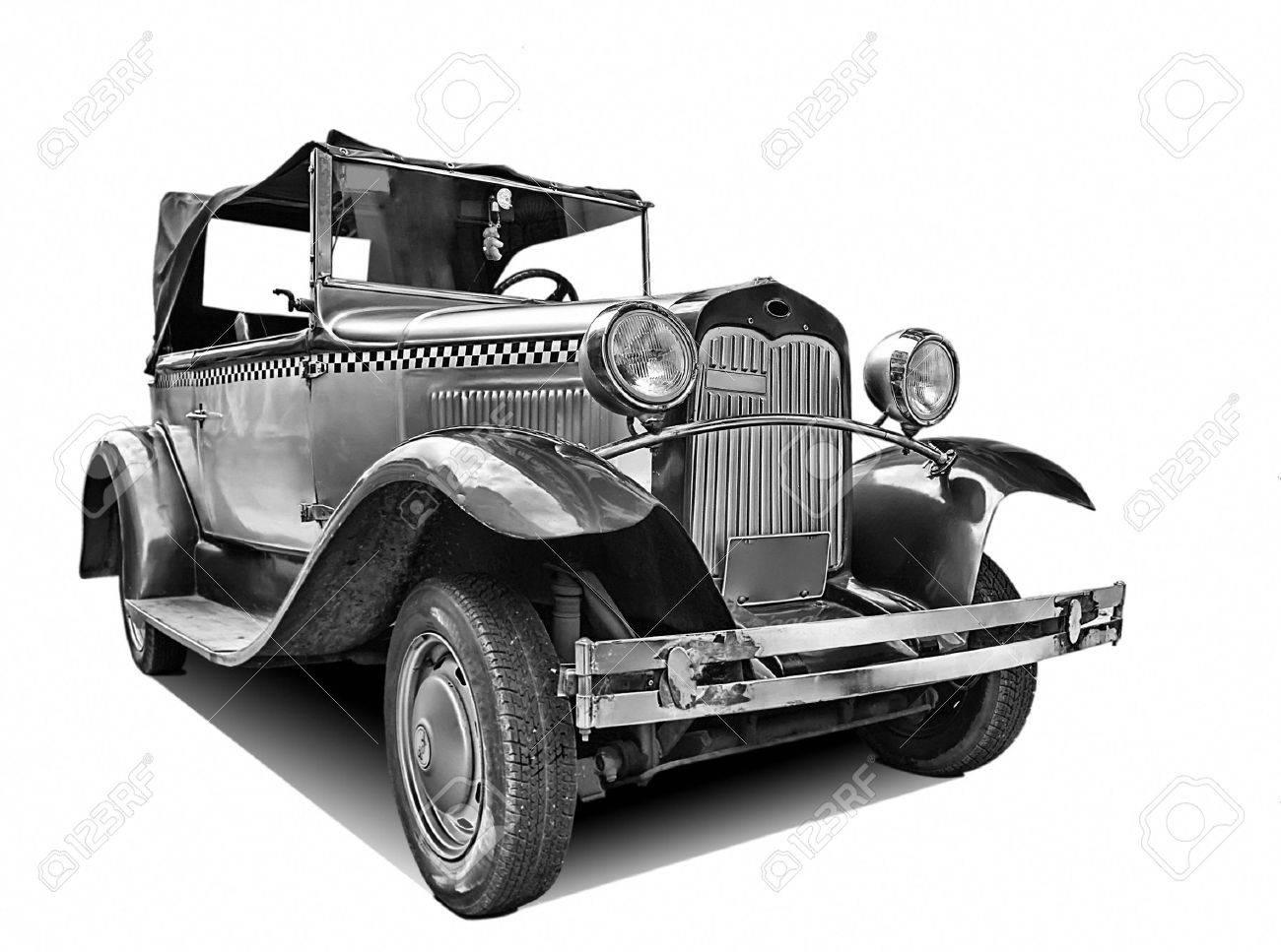 Oude Auto Foto Verzameling Van Autofoto S