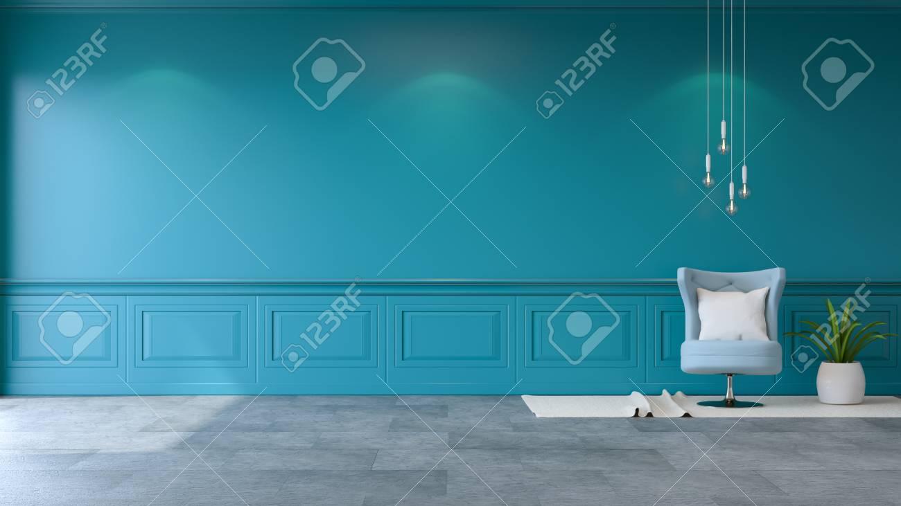 Chambre Verte Vintage, Intérieur De Loft Moderne, Armoire De Menthe ...