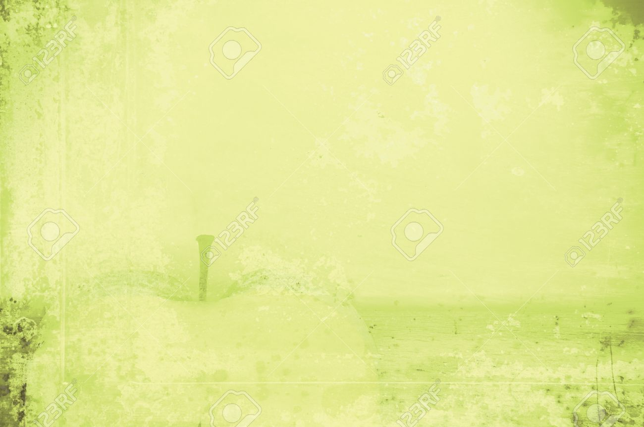 Art abstract background, a light green color. Texture in style grunge Stock Photo - 11662426