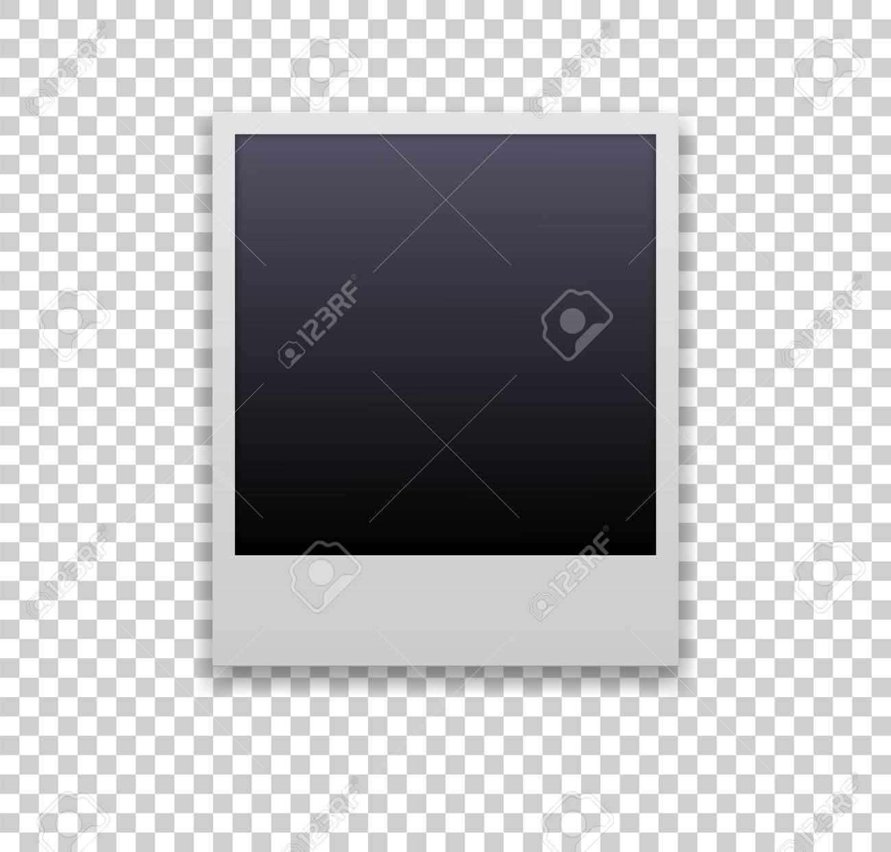 frame. Editable with transparent background. album element - 125841516