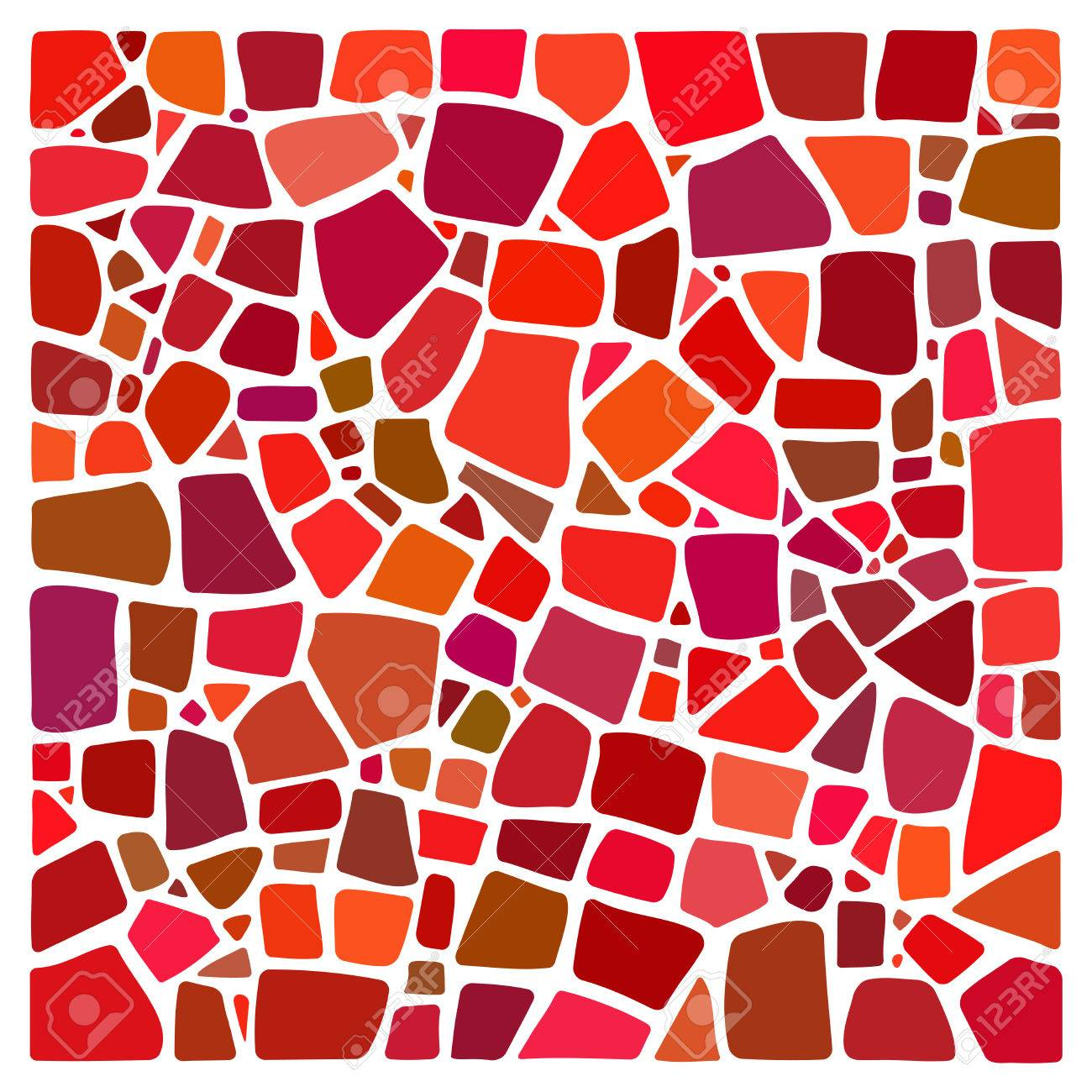 Banco De Imagens   Colorful Background In Mosaic Tile Style. NOT A PATTERN. Mosaic  Style Square. Ceramic Tile Fragments. Abstract Mosaic Texture. Mosaic ...