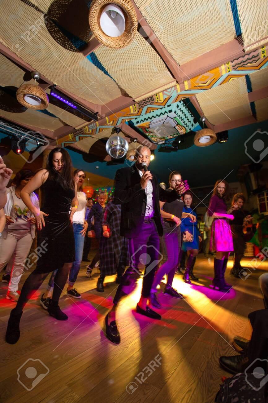 клуб кубинской музыки в москве