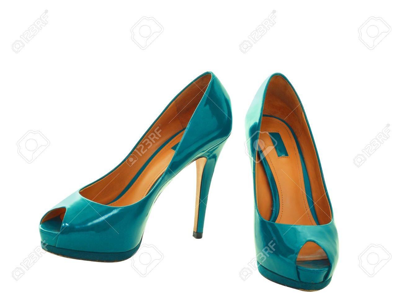 Sexy black red green gold dress shoes women fashion peep toe pumps high heel platform wedding