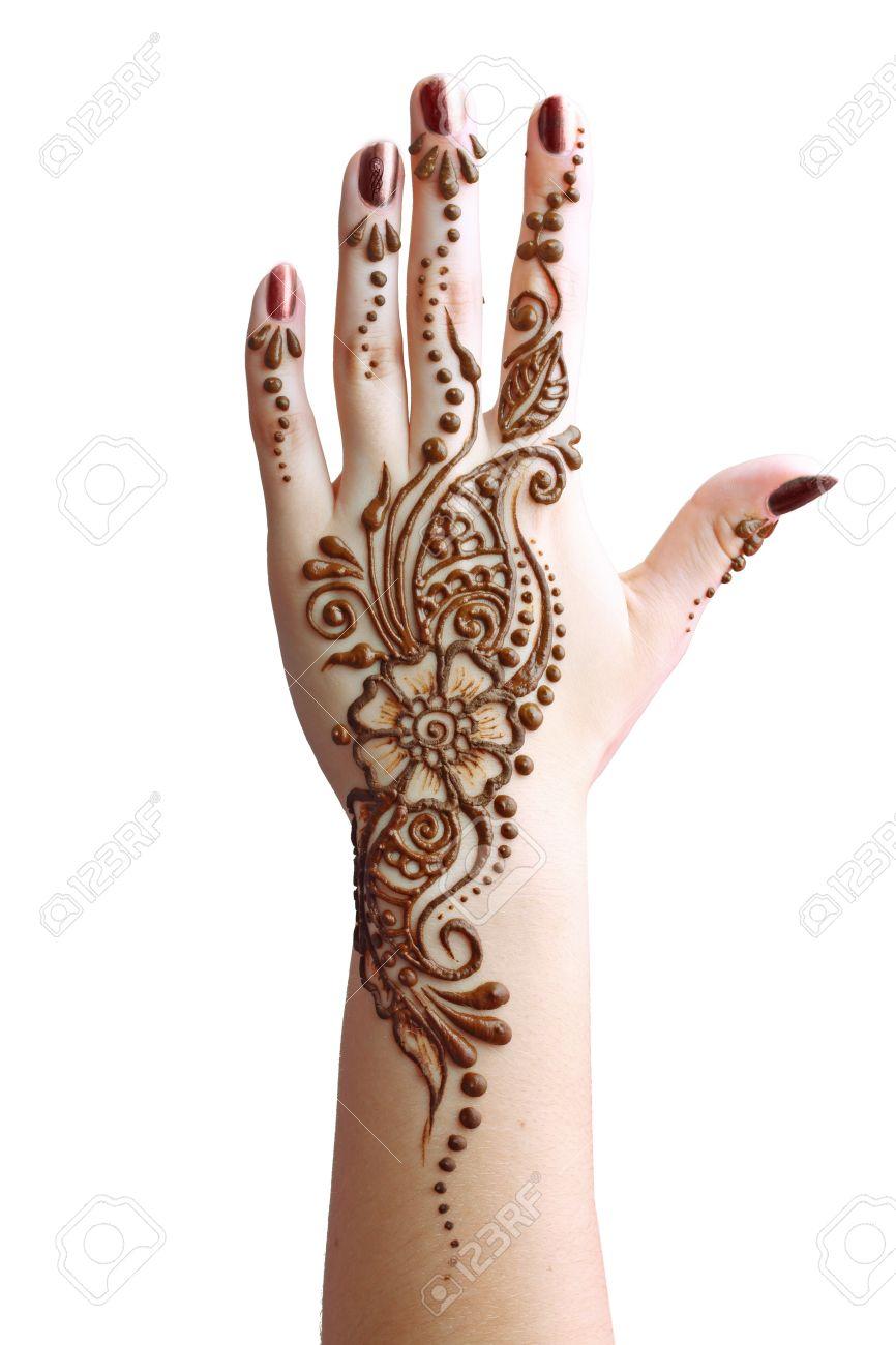 5 Hal Wajib Tahu Sebelum Henna Tangan Pengantin