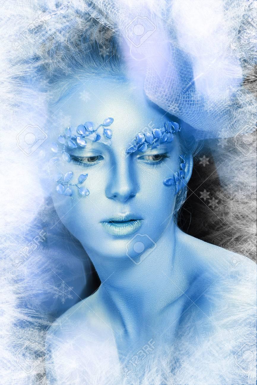 Картинки гламур зима