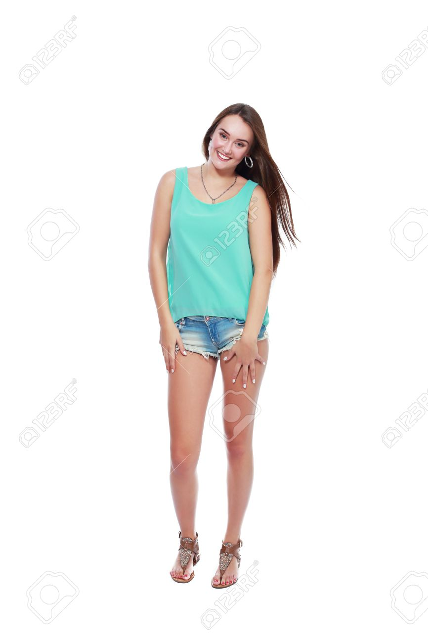 Teen body picture