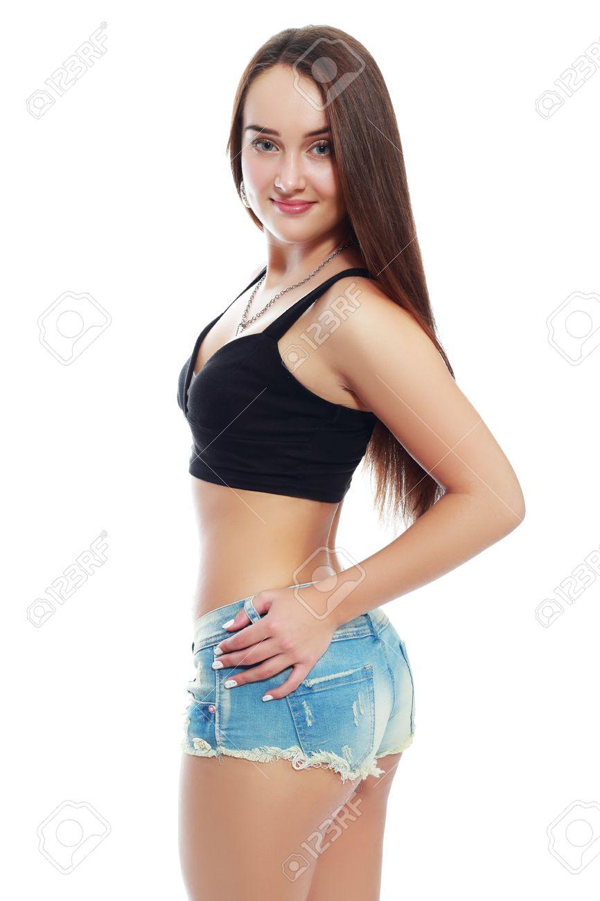 jeans de sexe de l'adolescence