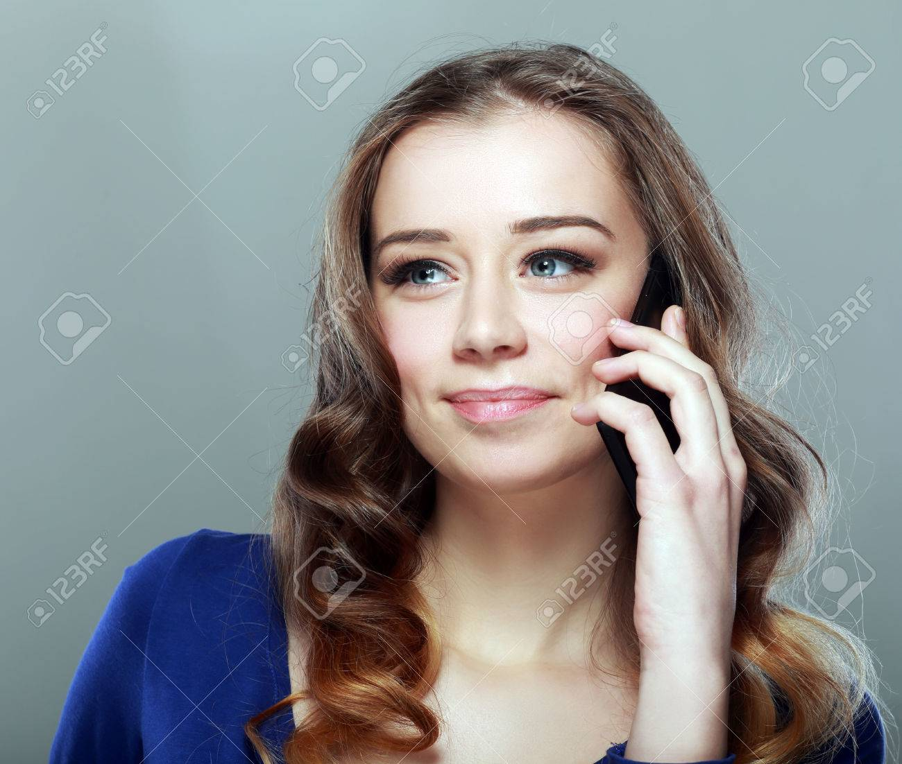 call beautiful girl