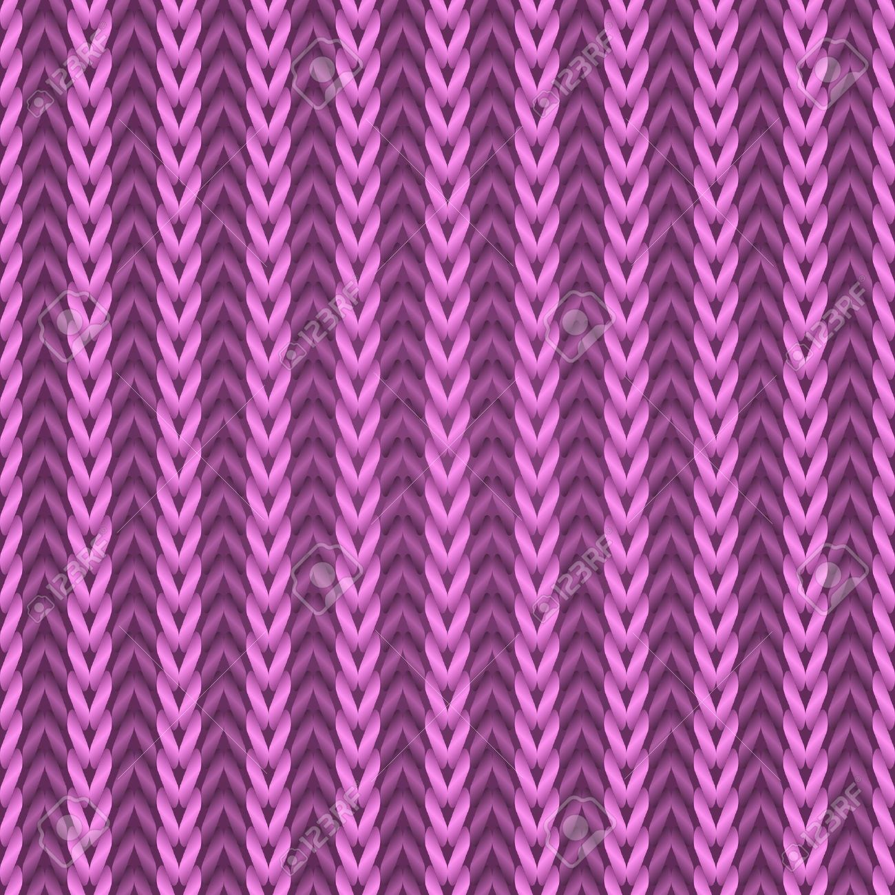 Seamless pink knitting fabric pattern royalty free cliparts seamless pink knitting fabric pattern stock vector 14357841 bankloansurffo Gallery