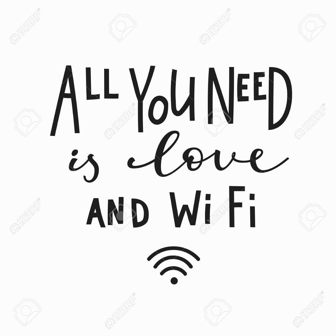 All You Need Is Love Romantic Travel Quote Lettering And Calligraphy