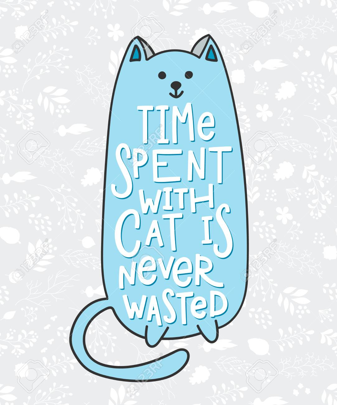 El Tiempo Pasado Con Gato Nunca Es Una Letra De Cotizacion