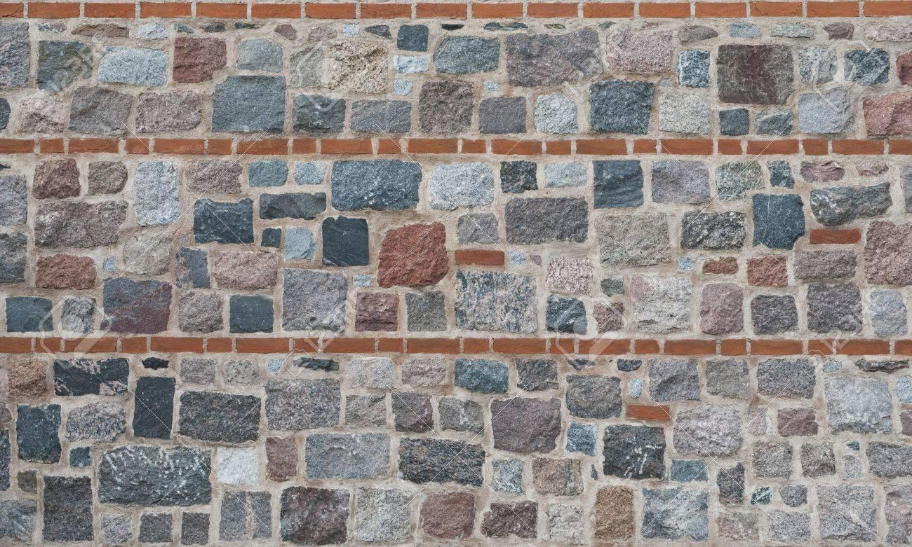 Background of granite stone wall texture Stock Photo - 15890073