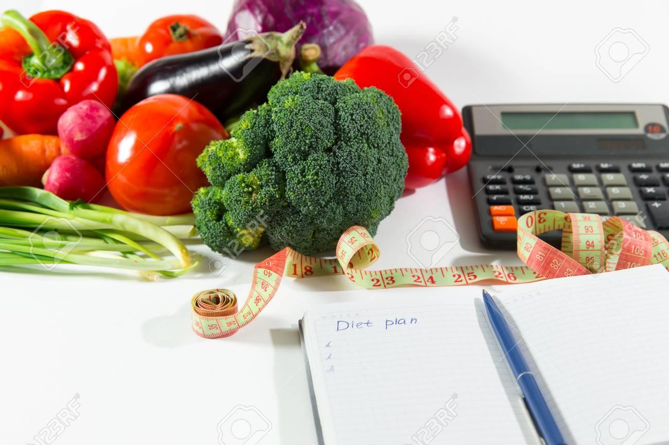 Vegetarier und Gewichtsverlust