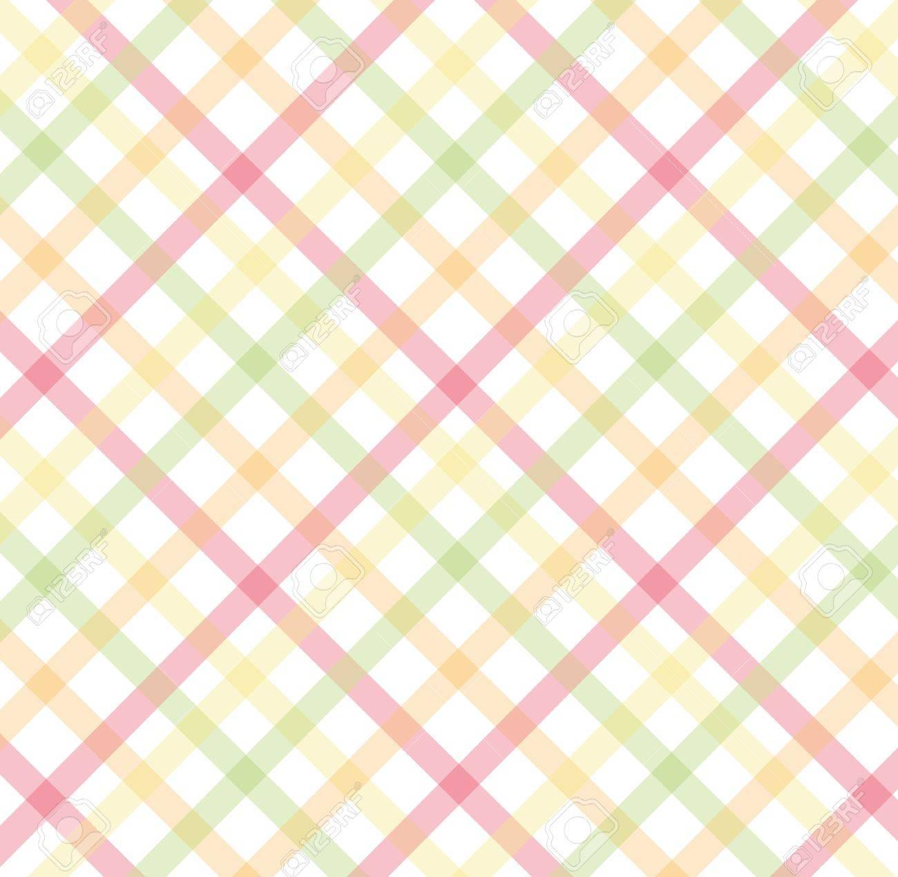 Pink Yellow Green Diagonal Pattern Royalty Free Cliparts Vectors And Stock Illustration Image 19337280
