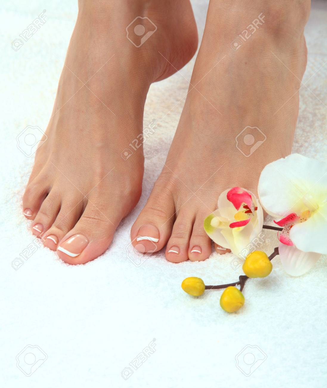 pied gros