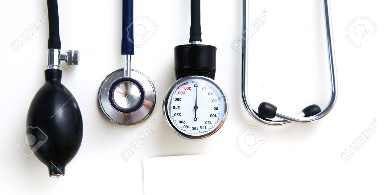 Equipo de presión arterial