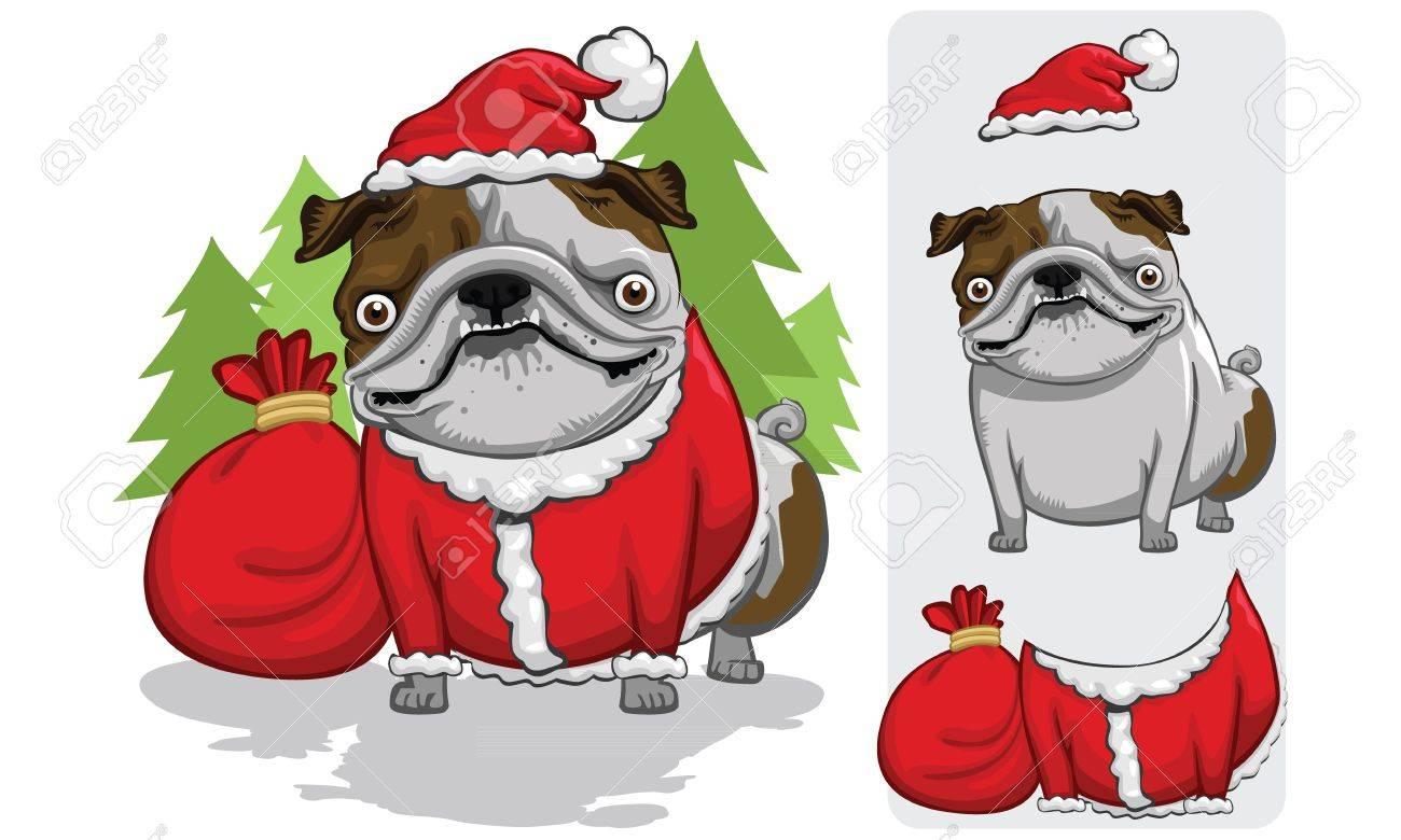 Santa claus Stock Vector - 13942297