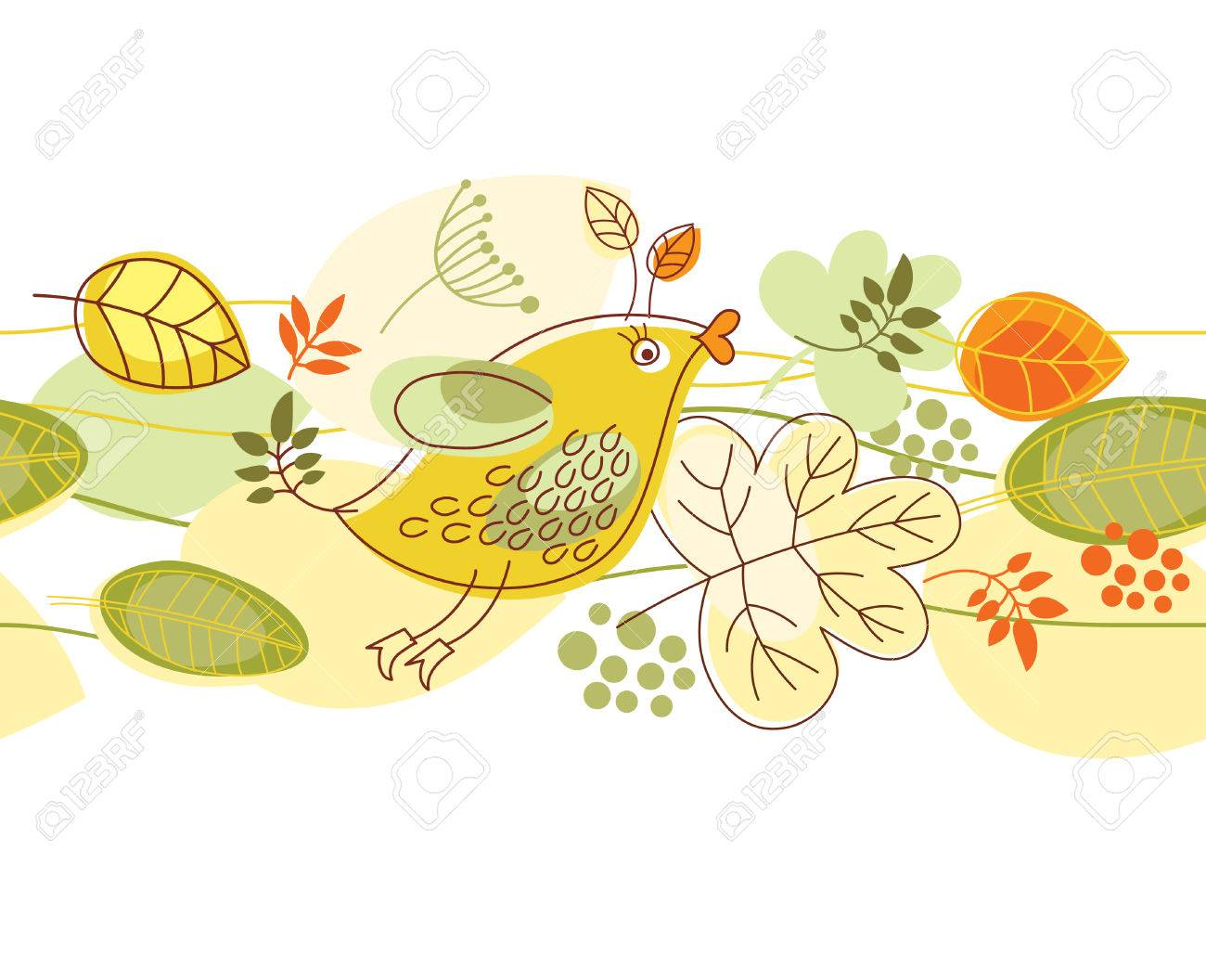 autumn Stock Vector - 7511739