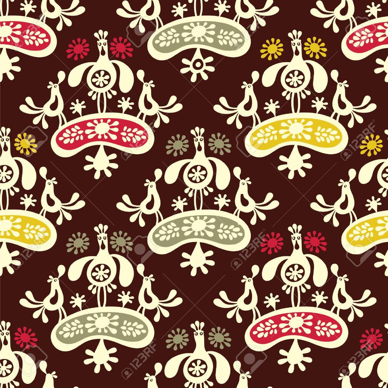 seamless pattern Stock Vector - 7646100