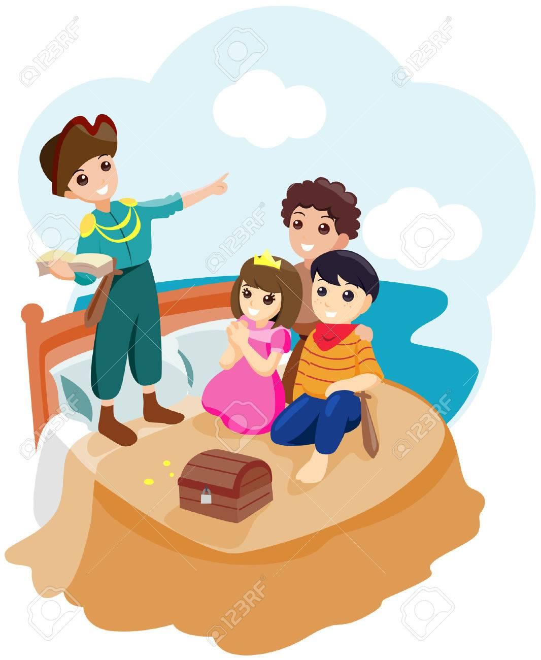 storytelling illustration with clipping path royalty free cliparts rh 123rf com Storytelling Graphics Campfire Storytelling