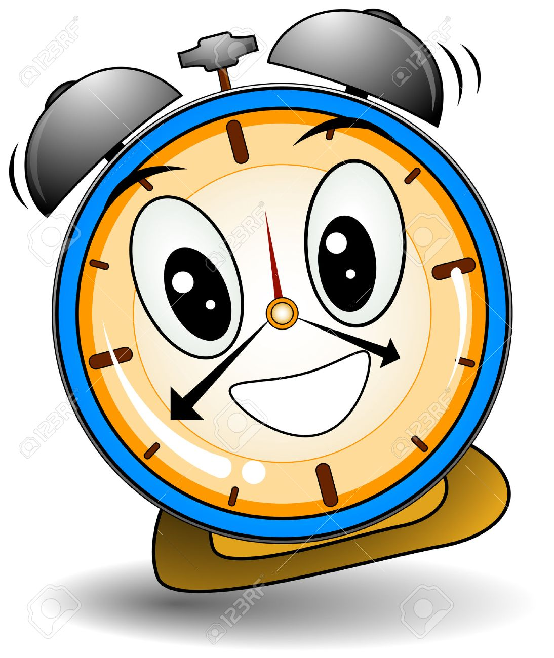 ringing alarm clock royalty free cliparts vectors and stock rh 123rf com clip art of clocks clip art of locks