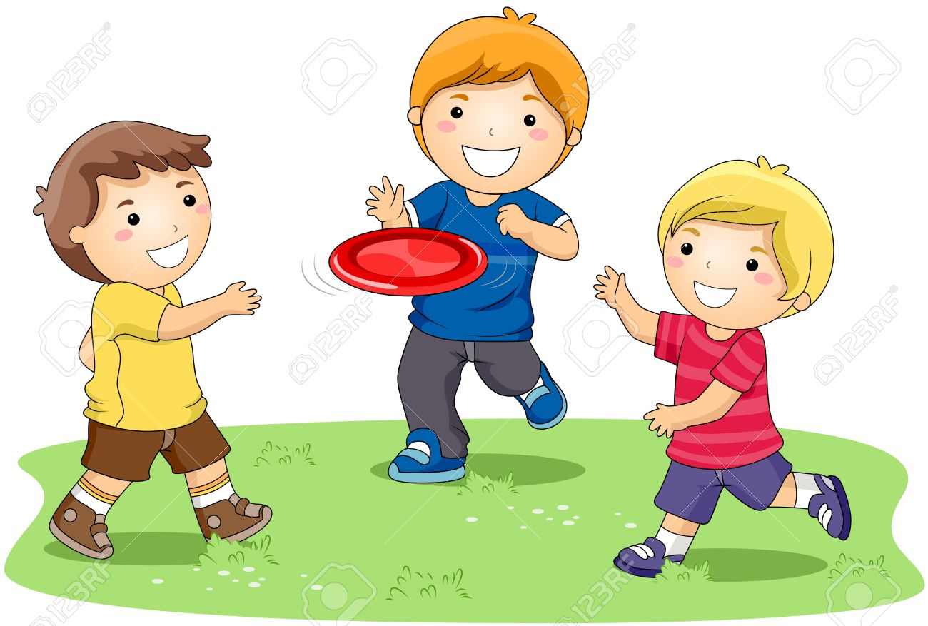 children playing in the park stock photo picture and royalty free rh 123rf com Playing Cards Clip Art Now Playing Clip Art