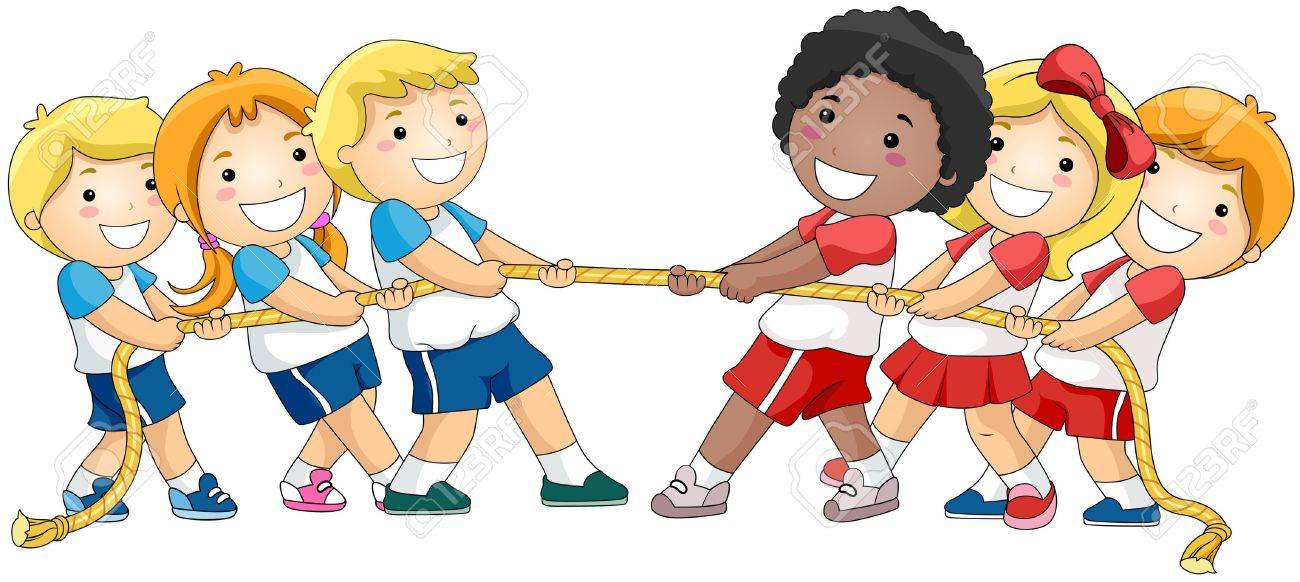 Image result for children doing pe clipart