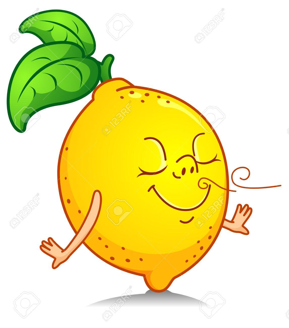 Resultado de imagen para limon caricatura