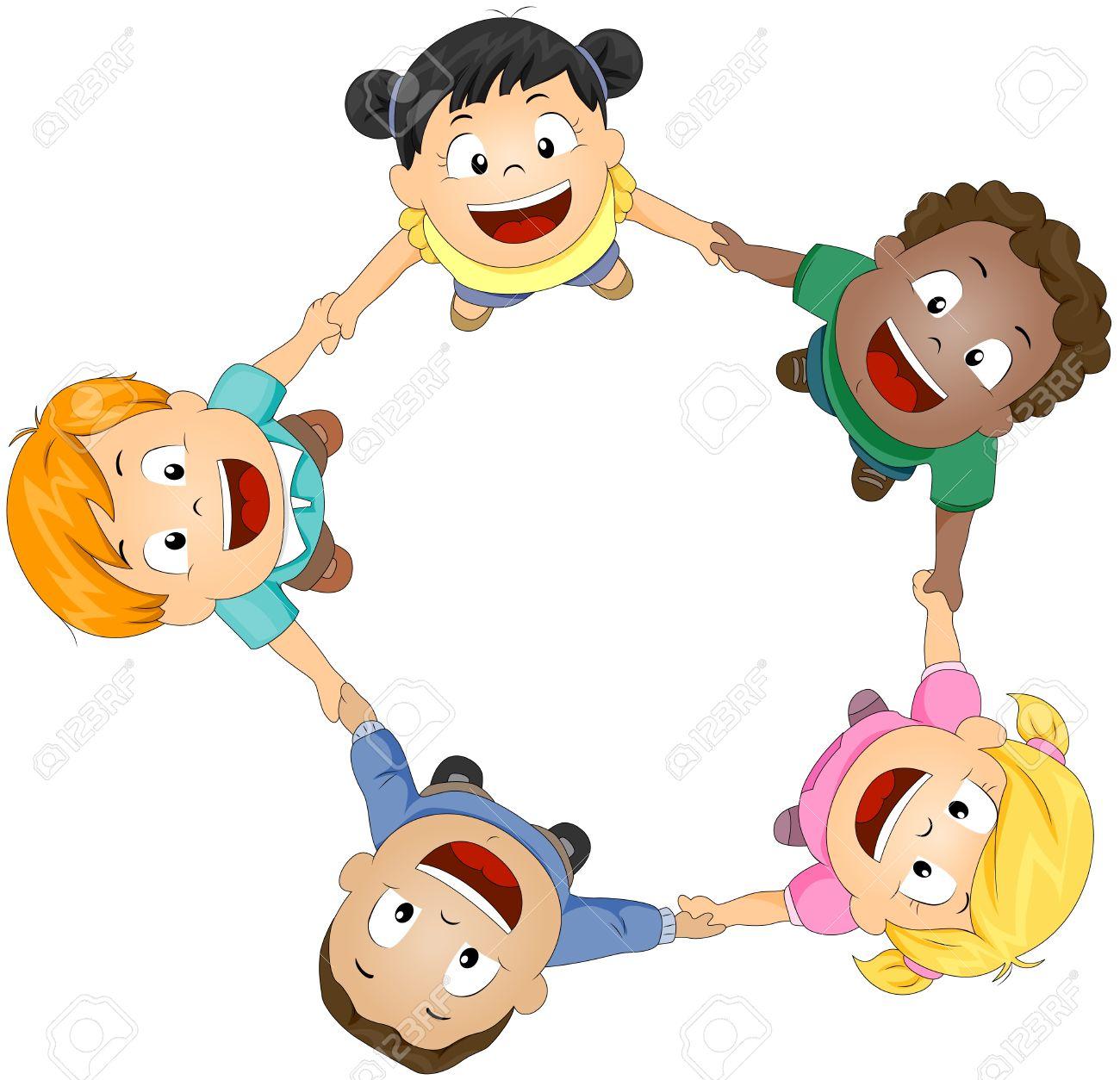 Kinderkreis clipart  Kinderkreis Clipart | mxpweb.com