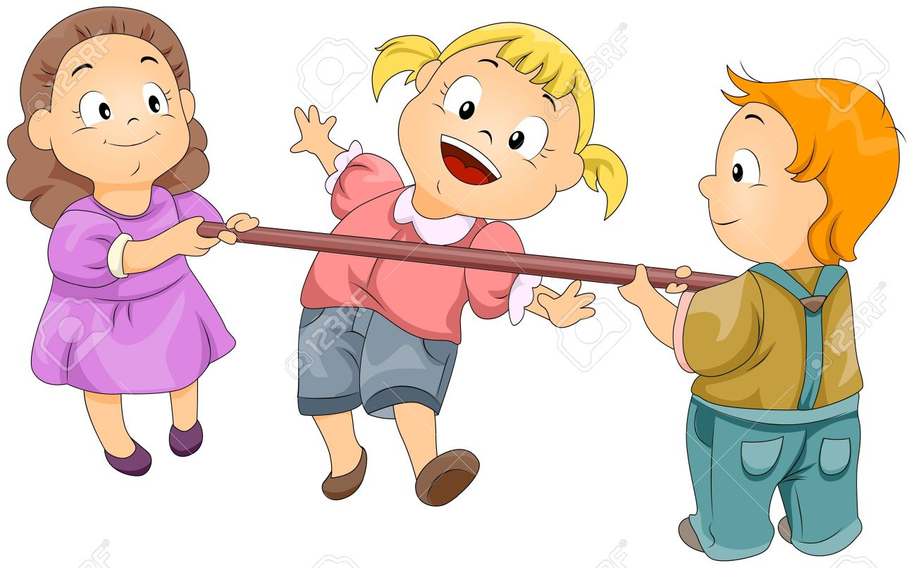illustration of kids playing the limbo rock stock photo picture and rh 123rf com limbo game clipart