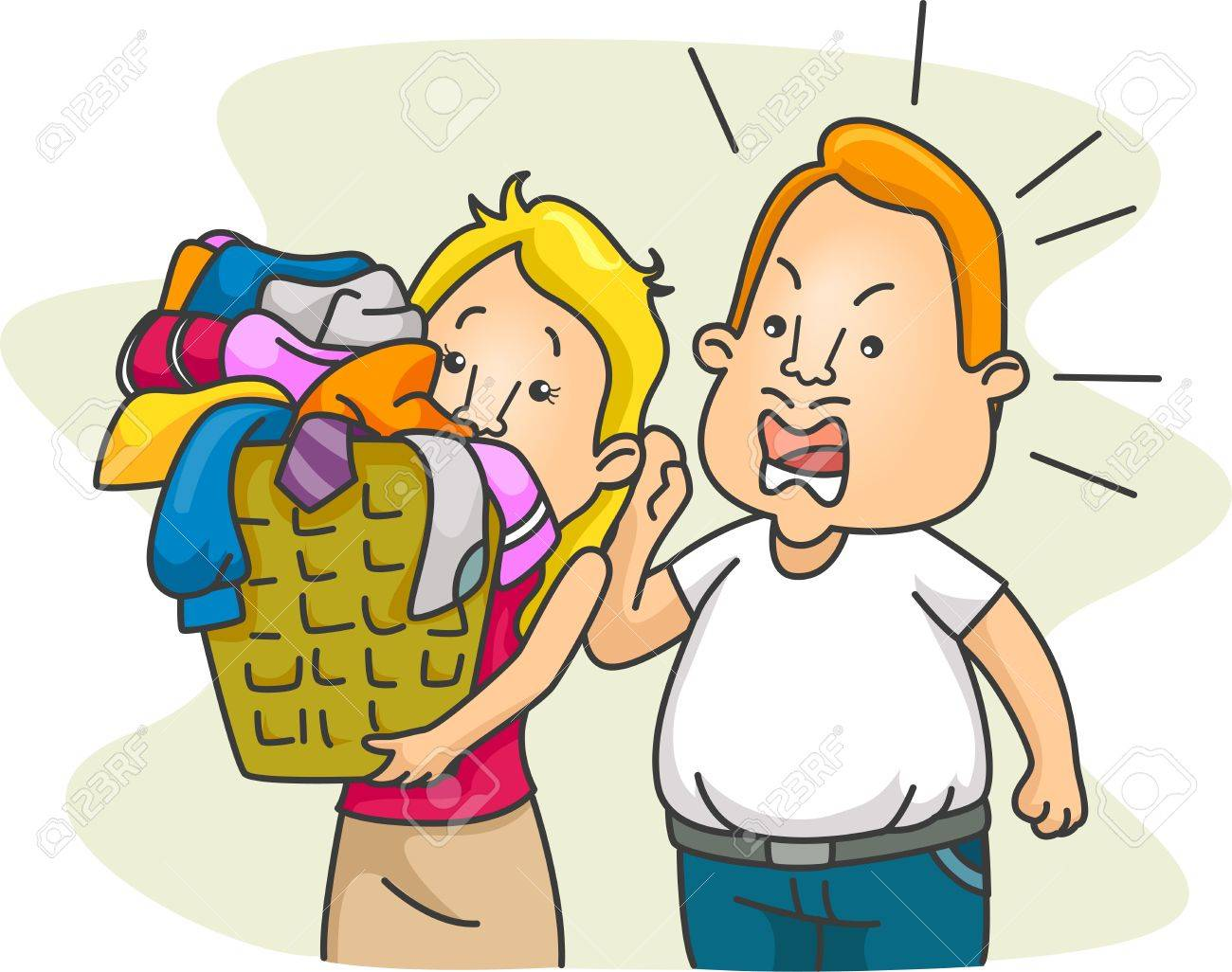 How to deal with a nagging husband