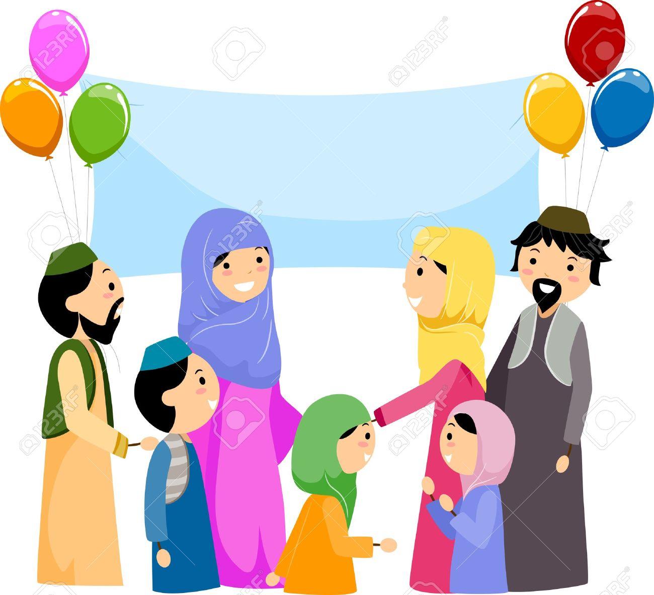 Good Eid Special Eid Al-Fitr Feast - 9707247-illustration-of-muslims-celebrating-eid-al-fitr  HD_446331 .jpg