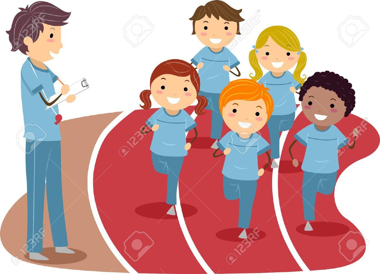Animated Kid Running