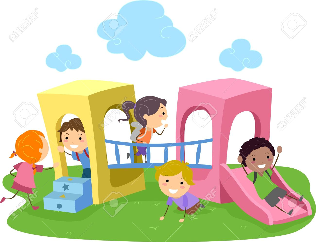3,925 playtime stock illustrations, cliparts and royalty free