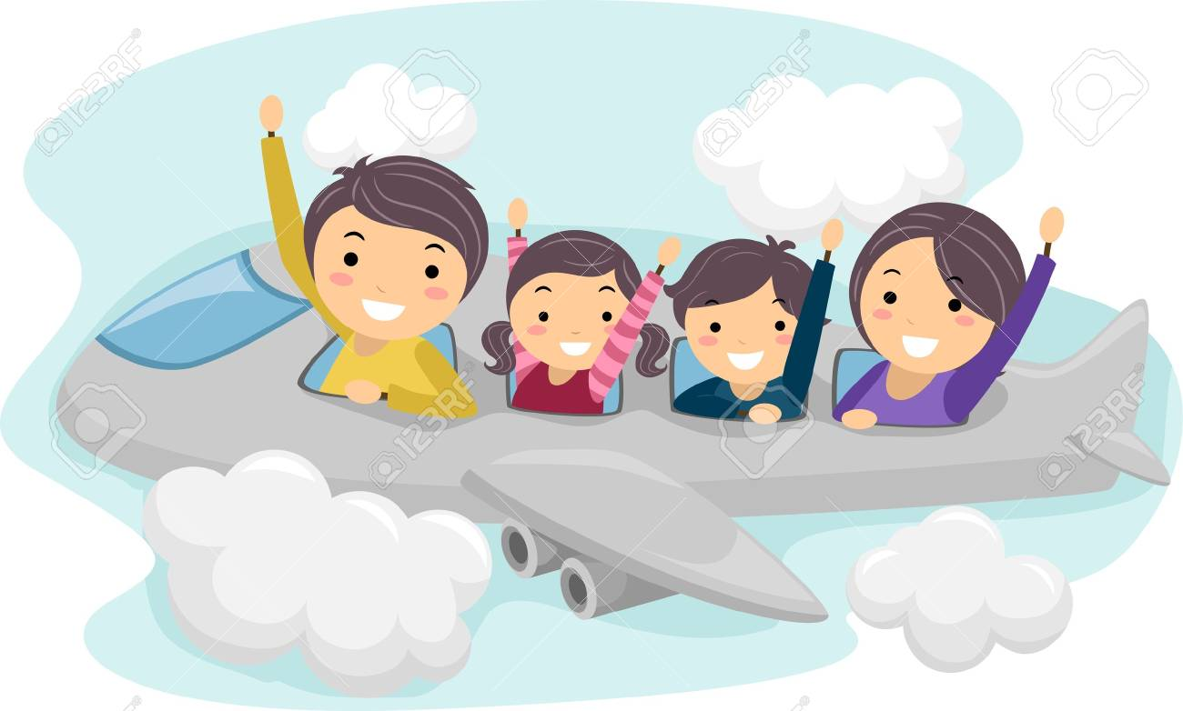 3 602 young airplane cliparts stock vector and royalty free young