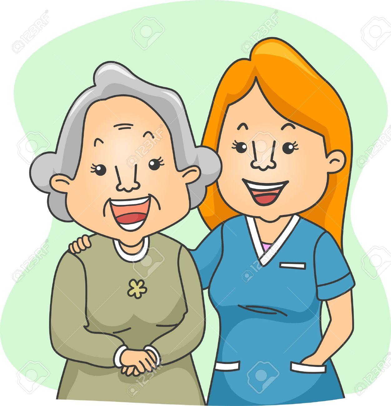 Симпатичная медсестра и пациент 17 фотография